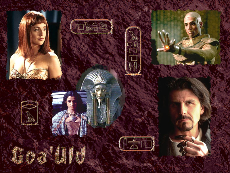 EMPIRE GOA'ULD Index du Forum
