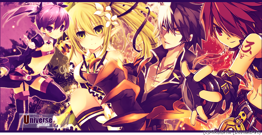 Elsword : Guilde Universe ! Index du Forum