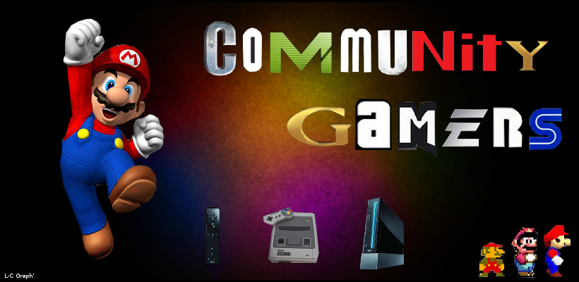 Community Gamers Index du Forum