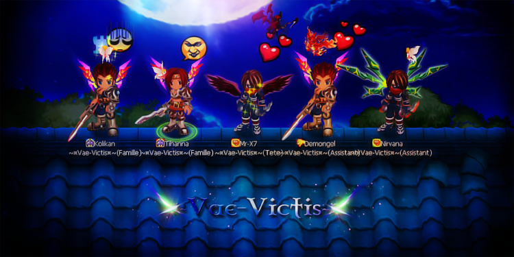 Famille ~¤Vae-Victis¤~ Index du Forum