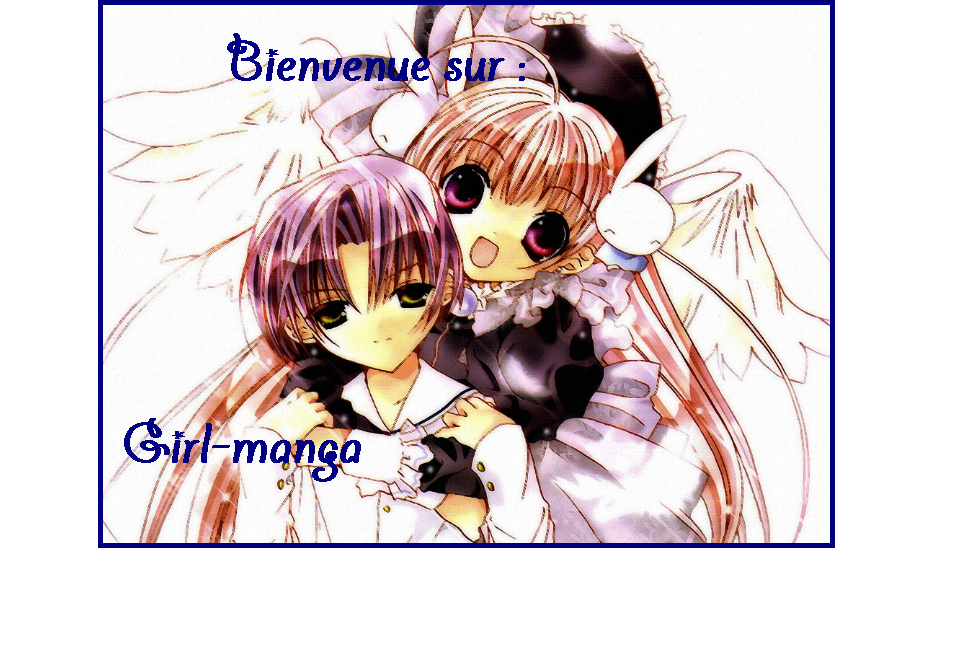 Girl-manga Index du Forum
