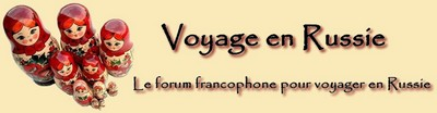 Voyage en Russie Index du Forum