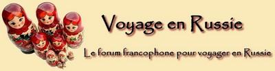 Voyage en Russie Index du Forum