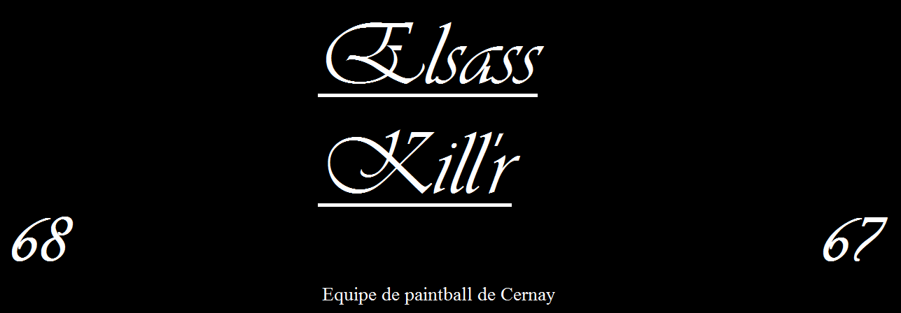 elsass kill'r Index du Forum