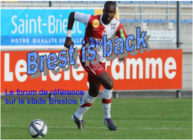 Brest is Back Index du Forum