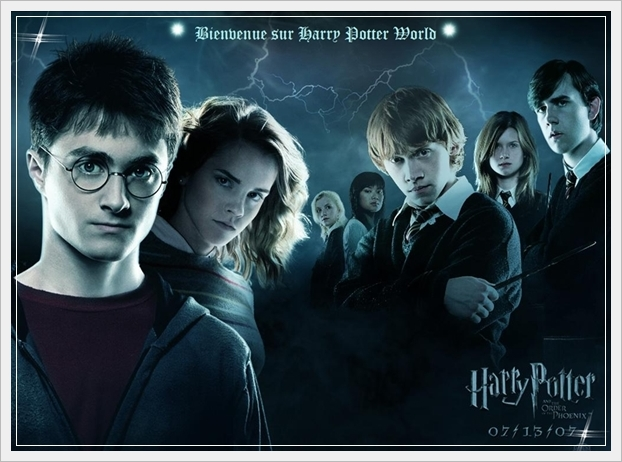 Harry Potter World Index du Forum