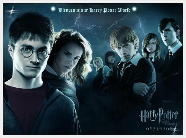 Harry Potter World Index du Forum