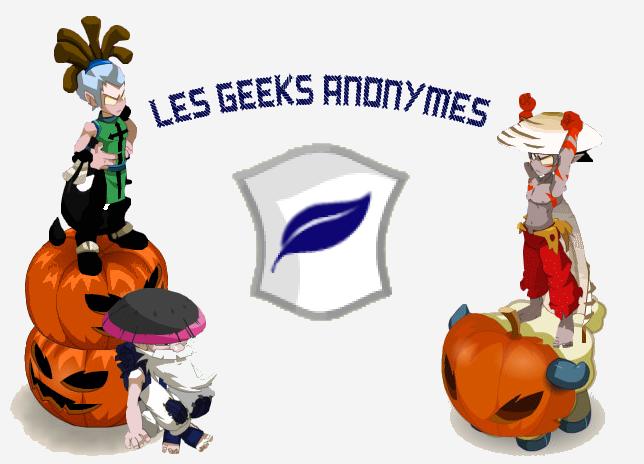 Les Geeks Anonymes Index du Forum