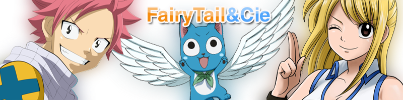 fairytail & cie Index du Forum