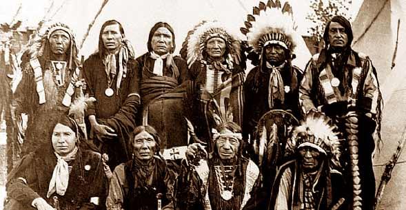 Le Cœur des Sioux Index du Forum
