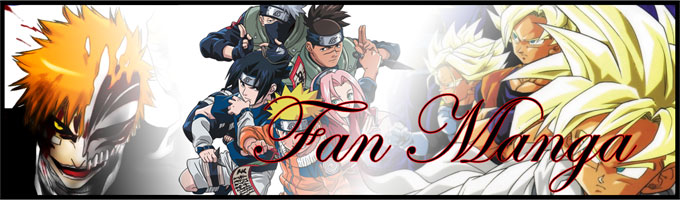 Forum fan de manga Index du Forum