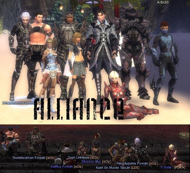Forum de l 'Alliance Index du Forum