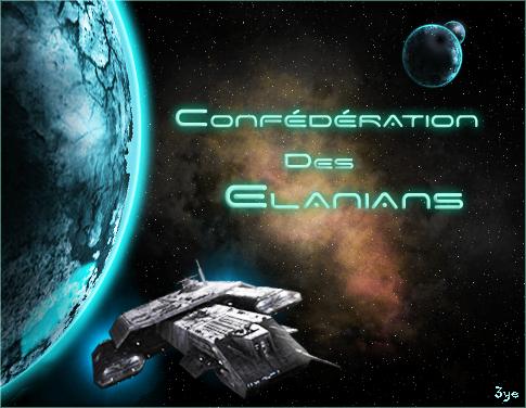 Confédération des Elanians Index du Forum