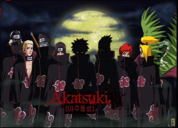 - Akatsuki - Index du Forum