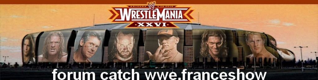 wwefranceshow Index du Forum