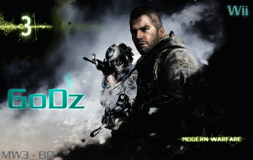 Team GoDz Black Ops Wii Index du Forum