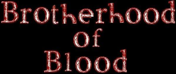 brotherhood of blood Index du Forum