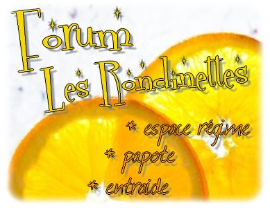 Les Rondinettes Index du Forum