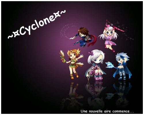 ~¤cyclone¤~ Index du Forum