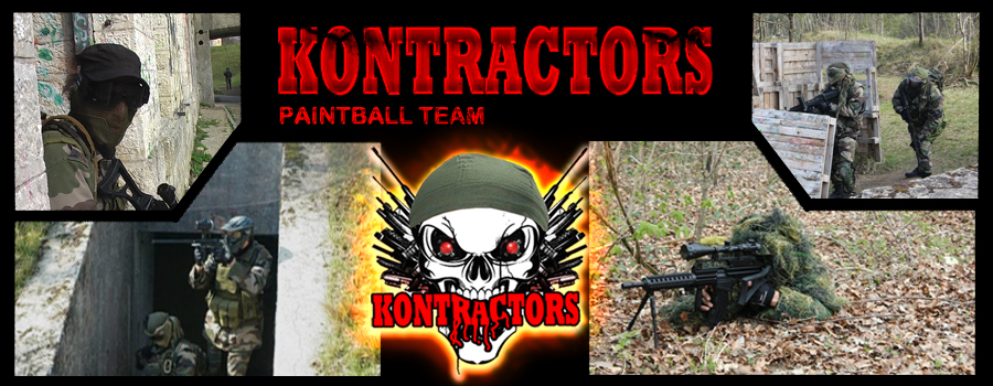 kontractors paintball team Index du Forum