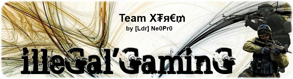 Team ĪŁŁєĢαľ Index du Forum