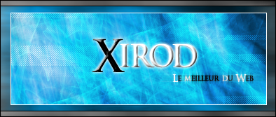Xirod Index du Forum