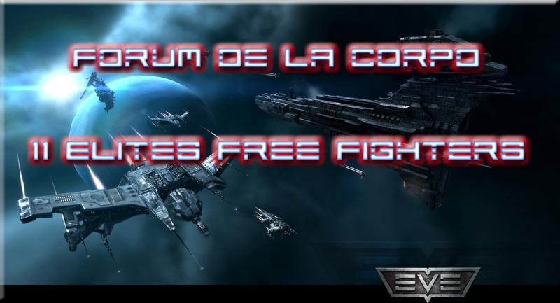 11 Elites free fighter Index du Forum