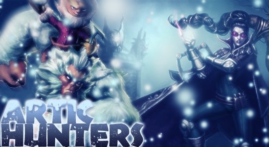 artic hunters ~ team lol Index du Forum