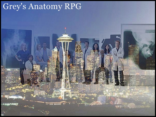 { GREY'S ANATOMY } Index du Forum
