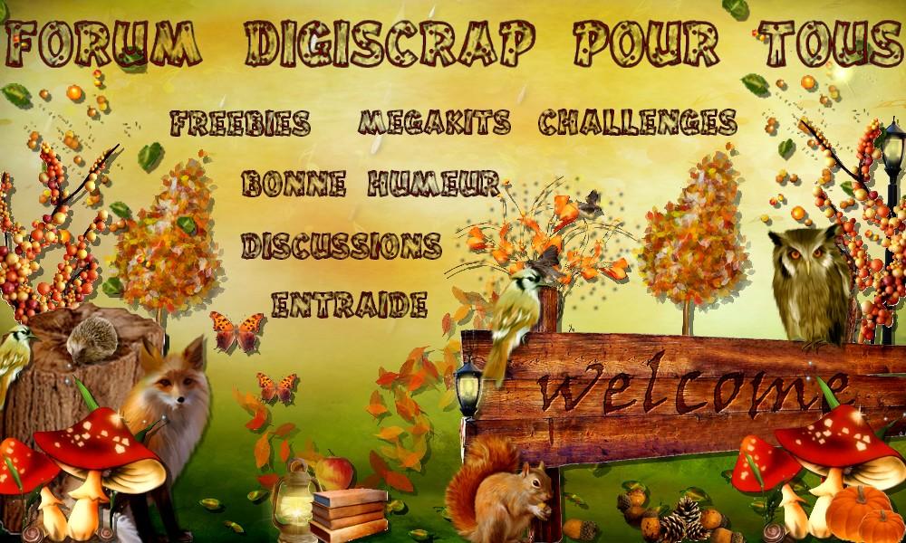 Digiscrap Pour Tous Forum Index