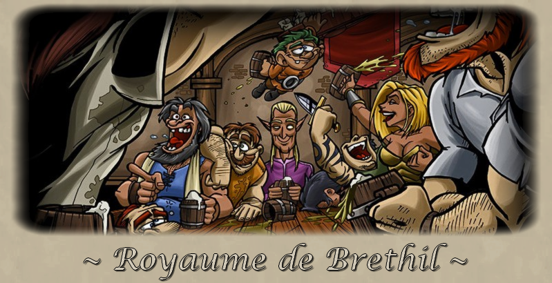 Les Haladins de Brethil Index du Forum