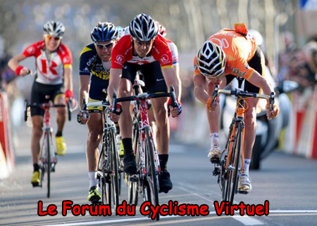 Home to Forum du cyclisme virtuel