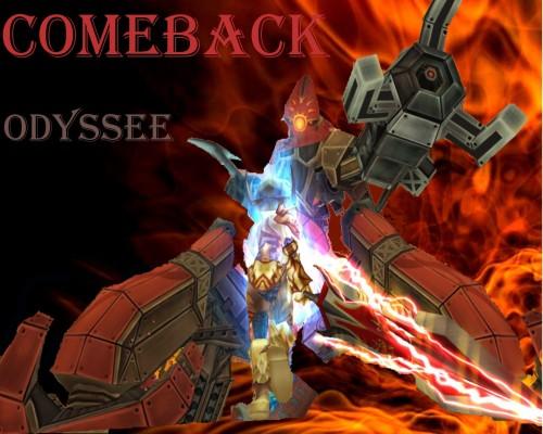 ComeBack Index du Forum