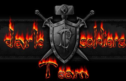 Dark Soldiers Team Forum Index