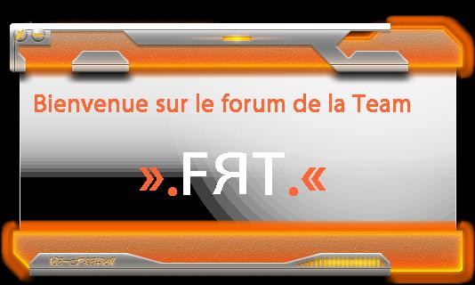 Team FRT Index du Forum
