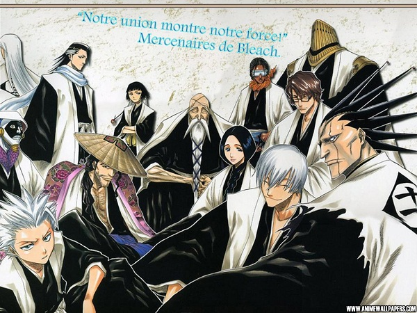 les mercenaires de bleach Index du Forum