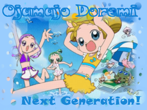 ojamajo doremi next generation Index du Forum