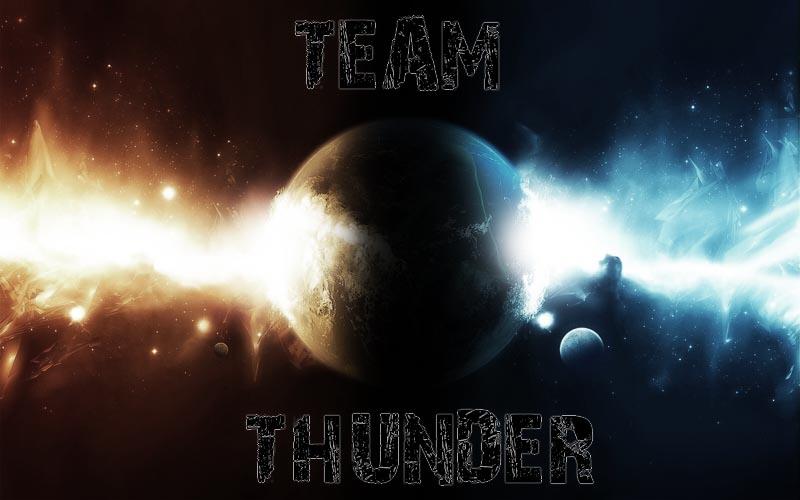 Team Thunder Index du Forum