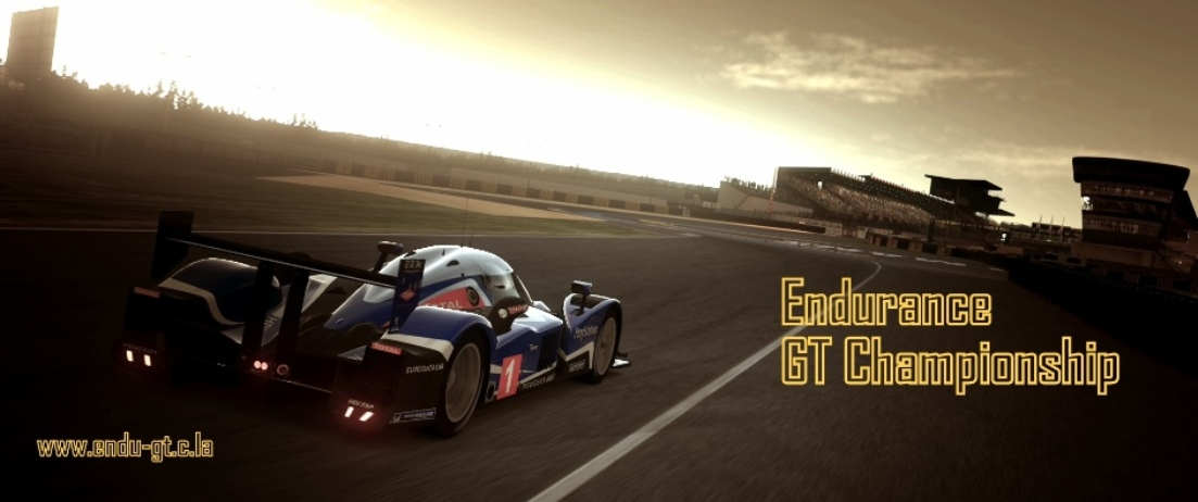 Endurance GT Championship - Gran Turismo 5 - PlayStation 3 Index du Forum