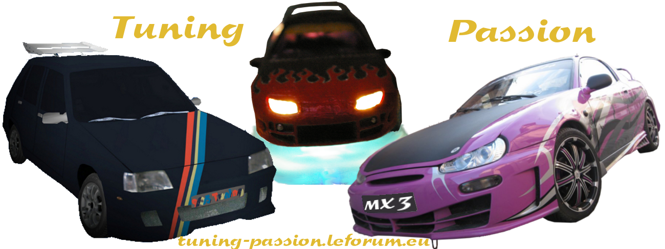Tuning Passion Index du Forum