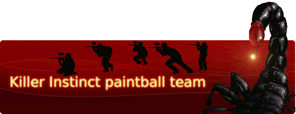 KIPT (Killer Instinct paintball team) Forum Index
