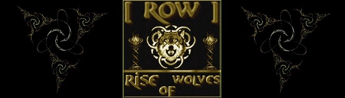 Rise Of Wolves Index du Forum