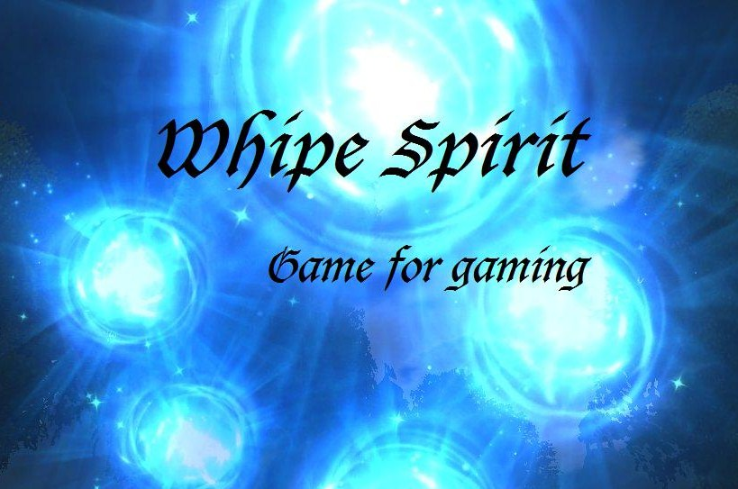 Whipe Spirit Index du Forum