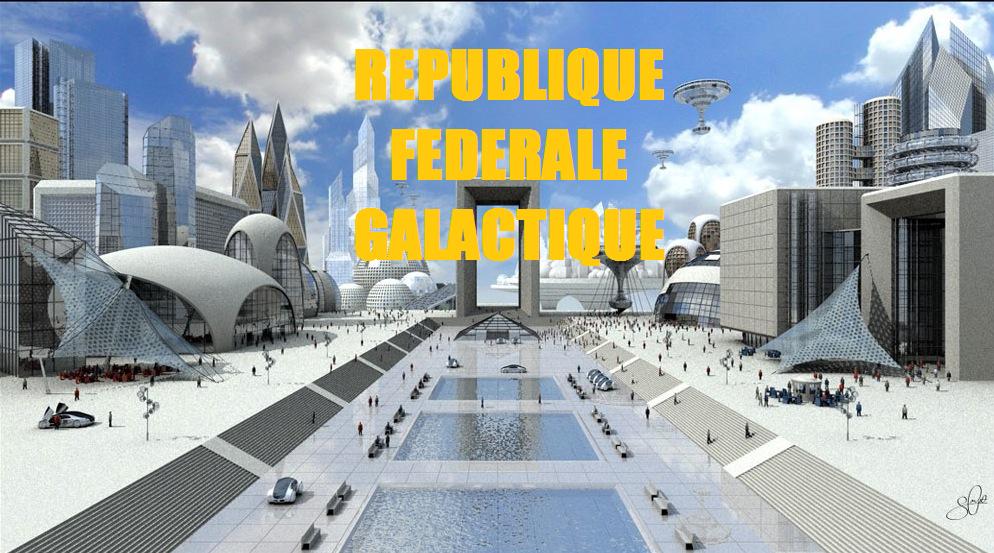 république fédérale galactique Index du Forum