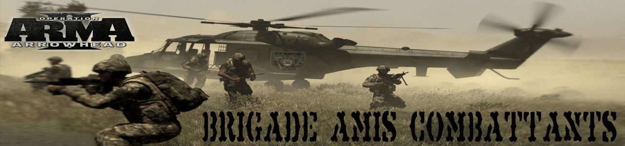 Brigade Amis Combattants Forum Index