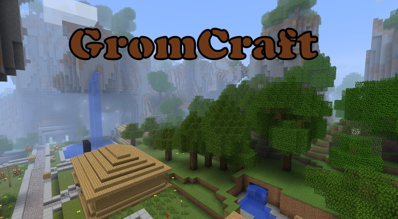 Gromcraft  Forum Index