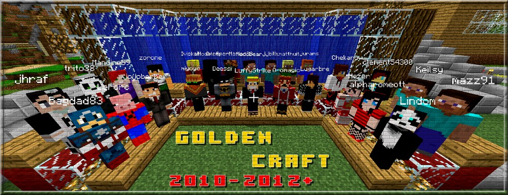goldencraft Index du Forum
