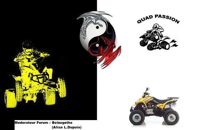 quad passion picardie Index du Forum