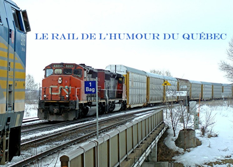 le rail de l'humour Index du Forum