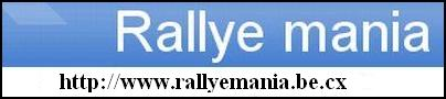 Rallye mania - le forum Index du Forum